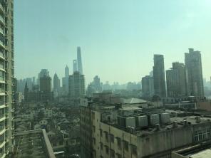 Slight chance of smog