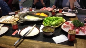 Famous Chinese hotpot