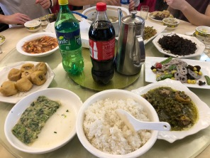 Lunch in Xitang